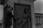 John W. Thomas Statue Nashville, TN