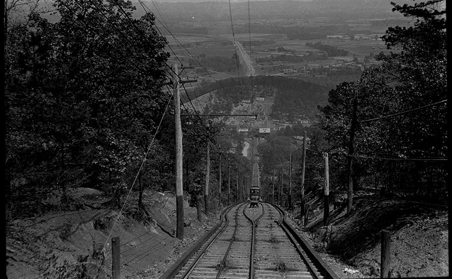 Chattanooga Incline Railway. Chattanooga, TN